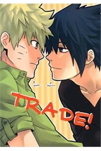 Naruto Doujinshi - Trade