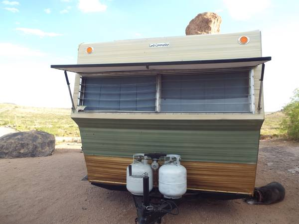 Aristocrat Travel Trailer For Sale