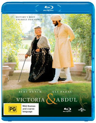Victoria and Abdul 2017 Eng 720p BRRip 850mb ESub x264