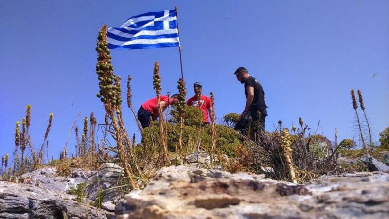 Ελευθερία, Ευθύνη και Διάκριση (με αφορμή την ύψωση της ελληνικής σημαίας σε ελληνικές βραχονησίδες)