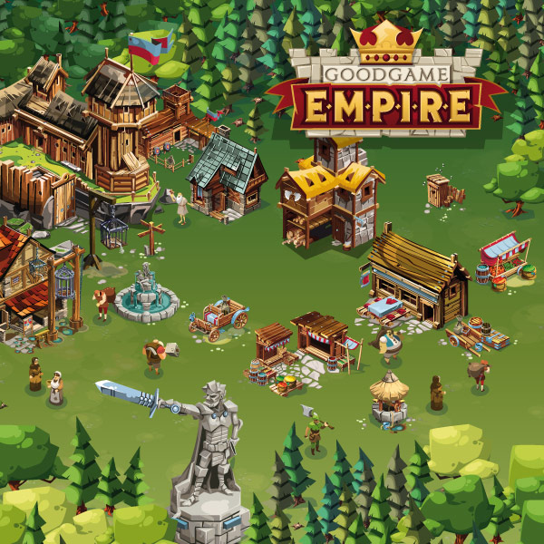 Www Goodgame Empire Online