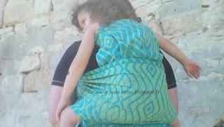 wrapidil buzzidil porte-bébé meï-taï bretelles déployables assise bambin tissu écharpe