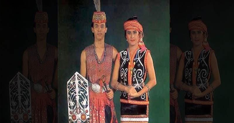 Inilah Pakaian Adat Dari Kalimantan Barat Pria Dan Wanita Kamera