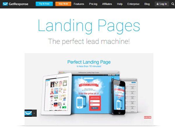 GetResponse Vs Leadpages Vs Unbounce: Landing Page Builder Comparison: