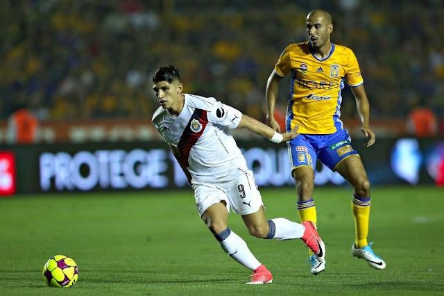 Resumen alineacion Tigres 3-0 Chivas jornada 10 clausura 2017