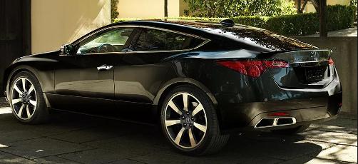 2019 Acura RLX Redesign