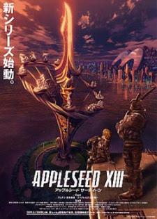جميع حلقات انمي Appleseed XIII مترجم