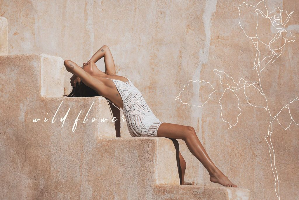 Jessica Lee Buchanan for Wildflower Spring Summer 2018 collection