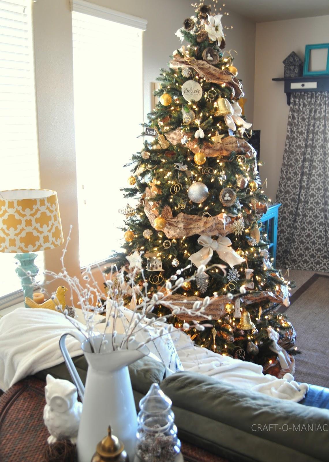 First Real Christmas Tree