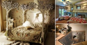 Τα 25 Πιο Παράξενα Αλλά Και Όμορφα Κρεβάτια Του Κόσμου!