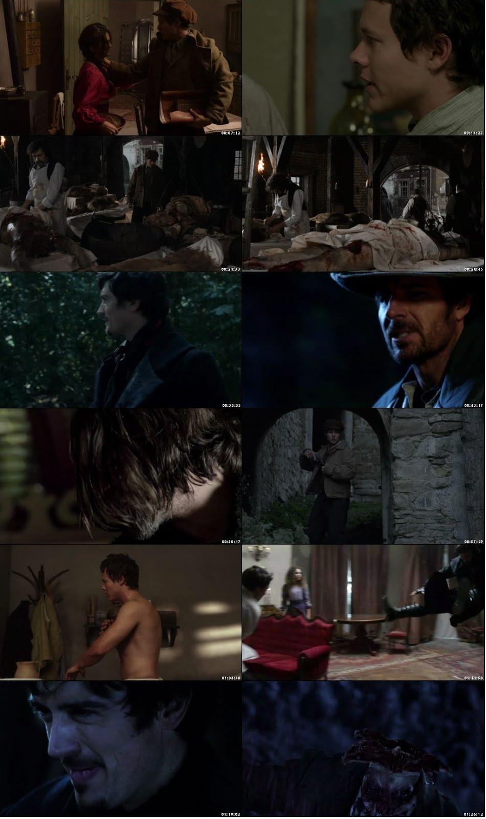 Werewolf The Beast Among Us 2012 Dual Audio Hindi 300MB BluRay 480p x264 ESubs