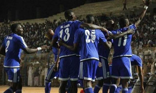 اهداف الهلال السوداني والجيش الزنزباري 4-0 في دوري ابطال افريقيا
