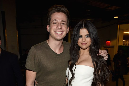Charlie Puth lanzará dueto con Selena Gomez como sencillo.