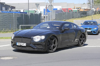 Bentley Continental GT 2018 Reviews, Specs, Price