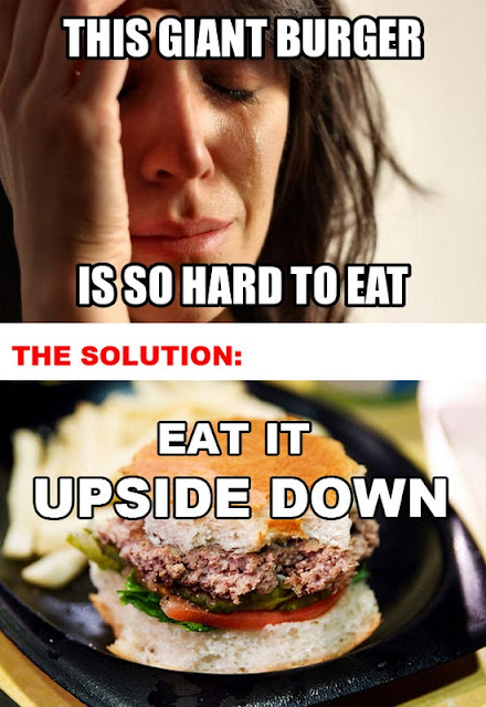 The 23 Solutions To Your Most Pressing First World Problems