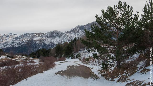 Ruta Ibon Piedrafita Pirineo aragonés