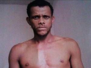 Gaivota era procurado por estupros em Barreiras (Foto: Divulgação / Polícia Civil)