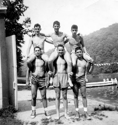 Oh, by the way...: BEAUTY: Men--Vintage Summer Dudes