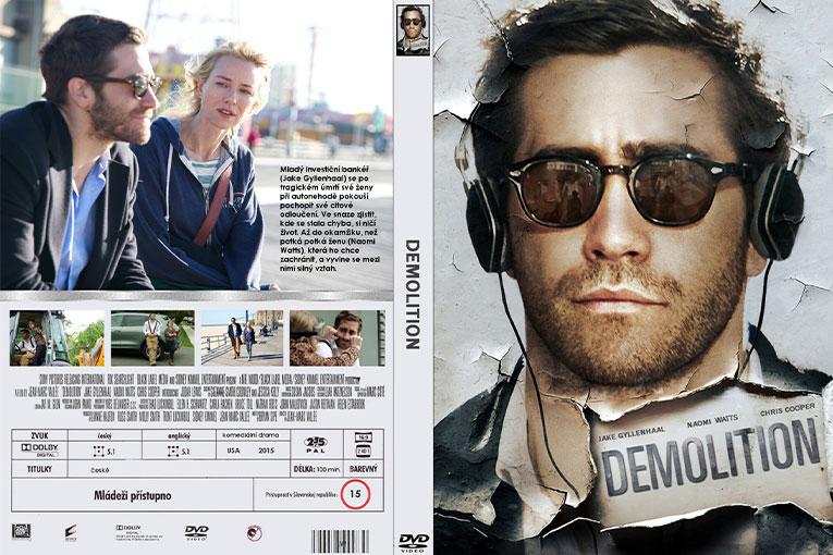 Demolition (2015) 720p BrRip [Dual Audio] [Hindi+English]