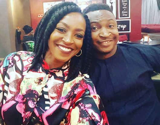 kate henshaw funny bone romantic dinner