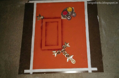 Rangolis for Hartalika