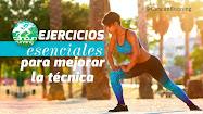 ejercicios para mejorar la técnica al correr