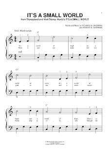 Its a small world lyrics scouting wdw its a small world lyrics publicscrutiny Images