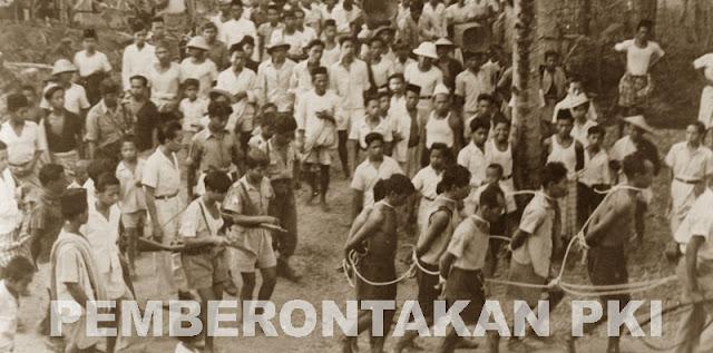 Gambar ilustrasi Peristiwa sejarah G30SPKI
