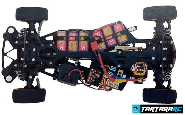 As novidades do Schumacher SST 2000 (1998)