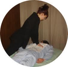 masaje de drenaje de próstata donde se eliminan