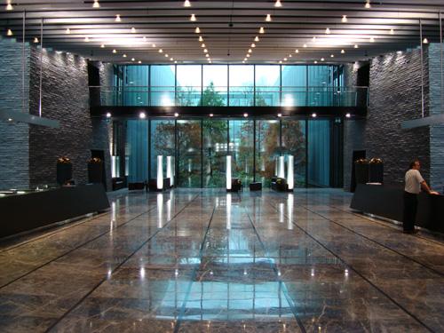 Fifa HQ Interior