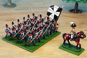 Der Kriegspielers Prussian Reserve Infantry