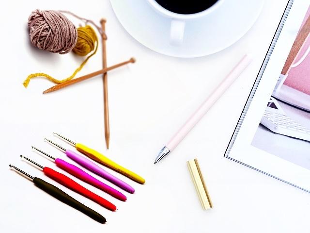 tejer, crochet, tricot, revistas técnicas