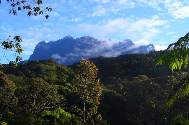 6. Mount Kinabalu