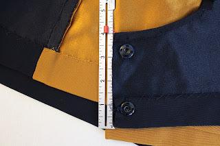 TNG skant - back leg strap
