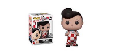 Bob's Big Boy Pop! Funko 20th Anniversary Vinyl Figure