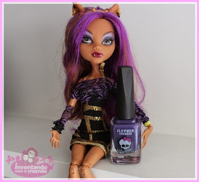 Monster High Lobinha