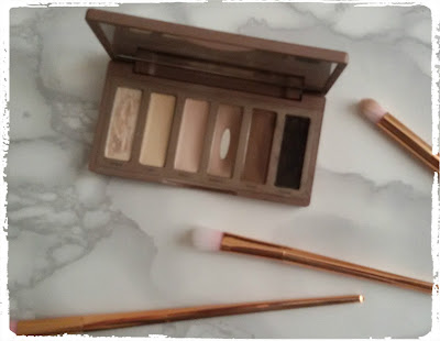 Palette Naked Basics Urban Decay