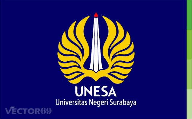 Logo UNESA (Universitas Negeri Surabaya) - Download Vector File CDR (CorelDraw)