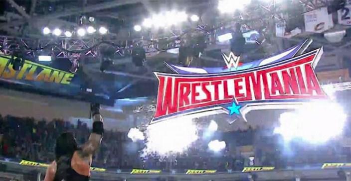 WWE Wrestlemania 32 Results Winner