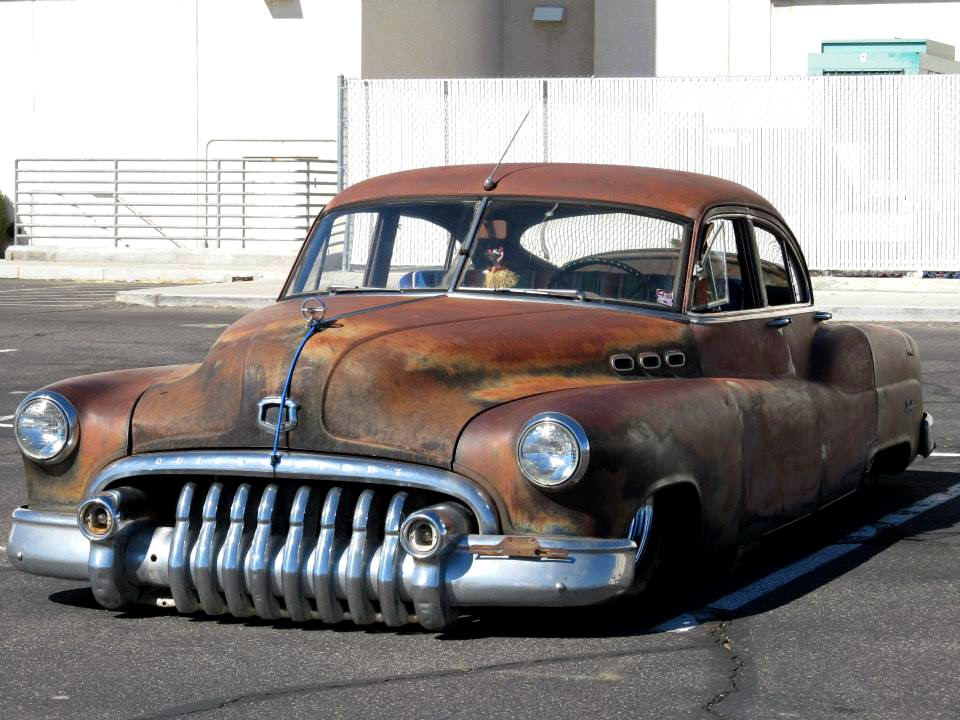 RodCityGarage: 1950 Buick Fastback - For Sale