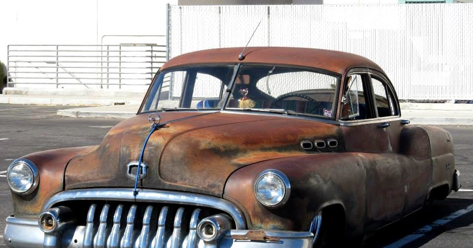 Rodcitygarage 1950 Buick Fastback For Sale