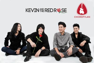 Lirik dan chord Terkunci Untukmu - Kevin and The Rose