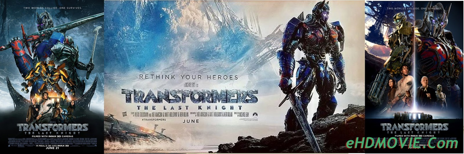 Transformers The Last Knight 2017 Full Movie Dual Audio [Hindi – English] 1080p - 720p – 480p ORG BRRip 500MB – 1.3GB - 2.5GB ESubs Free Download