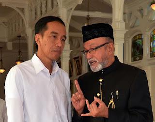 Jokowi Tambah Dana Otsus Aceh 2016 Menjadi Rp7,7 Triliun
