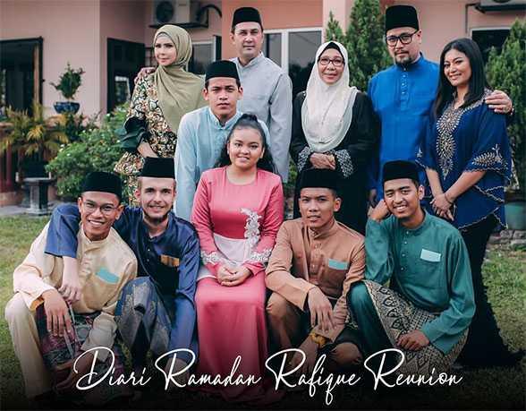 Diari Ramadan Rafique Reunion