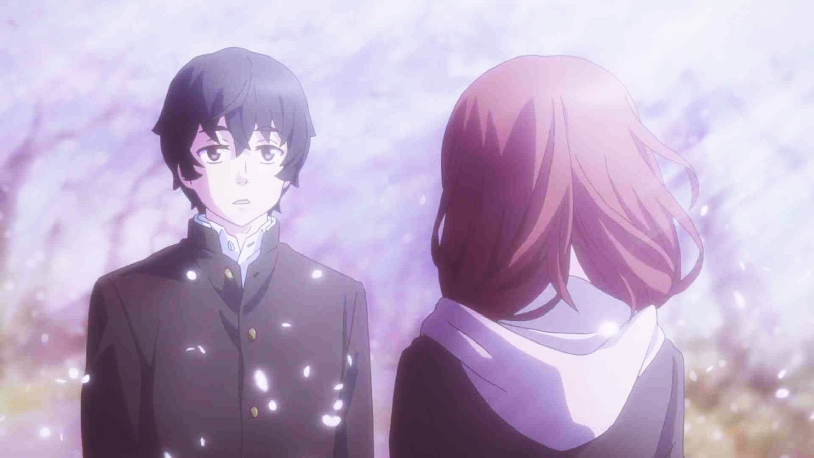How The Anime Was Presented Per Episode Its Very Calm And Pleasing Not Pretending To Be A Romance Ish That Needs Lots Of Drama