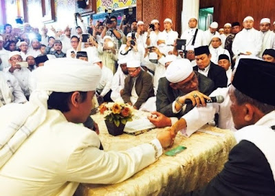 Nikah Muda, Alvin Putra Ustaz Arifin Ilham Diharapkan Jadi Contoh Remaja