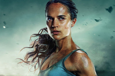 Tomb Raider 2018 Movie Review