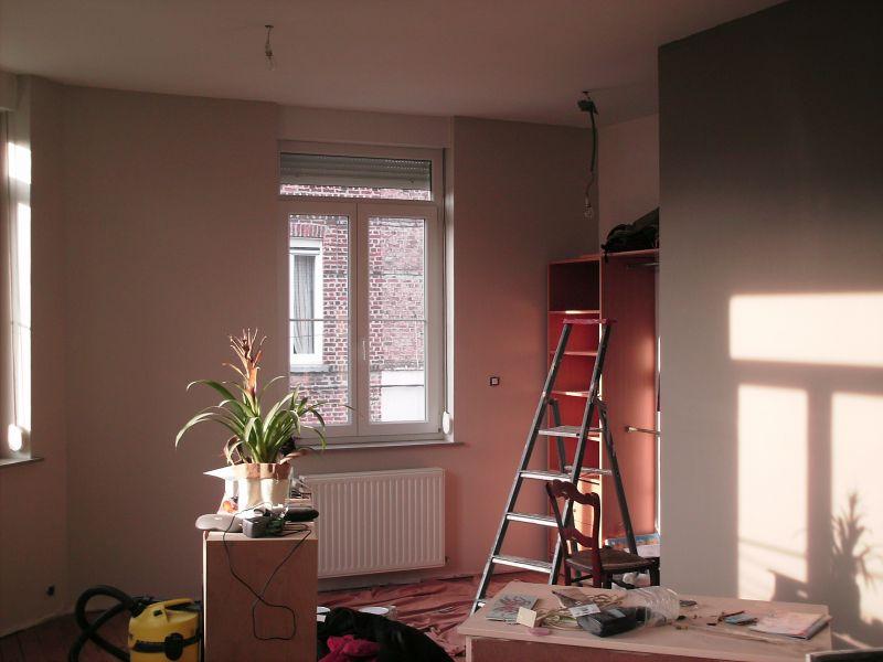 exemple de peinture chambre a coucher avec des id es int ressantes pour la. Black Bedroom Furniture Sets. Home Design Ideas